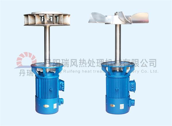 工业调速炉用风机